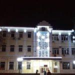 Новогоднее оформление фасадов и витрин